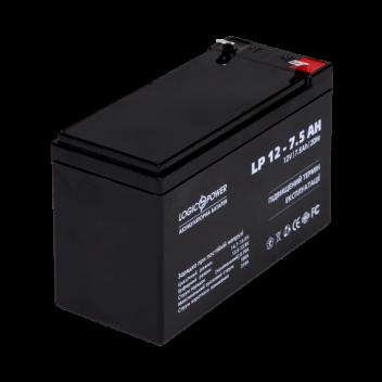 Аккумуляторная батарея LogicPower 12V 7Ah