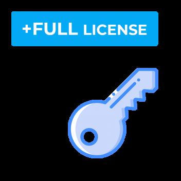 Расширение лицензии ПЦН до полной версии