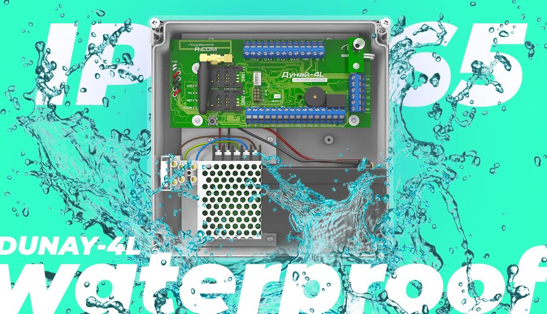 Дунай-4L (GPRS-IP65-Mini)